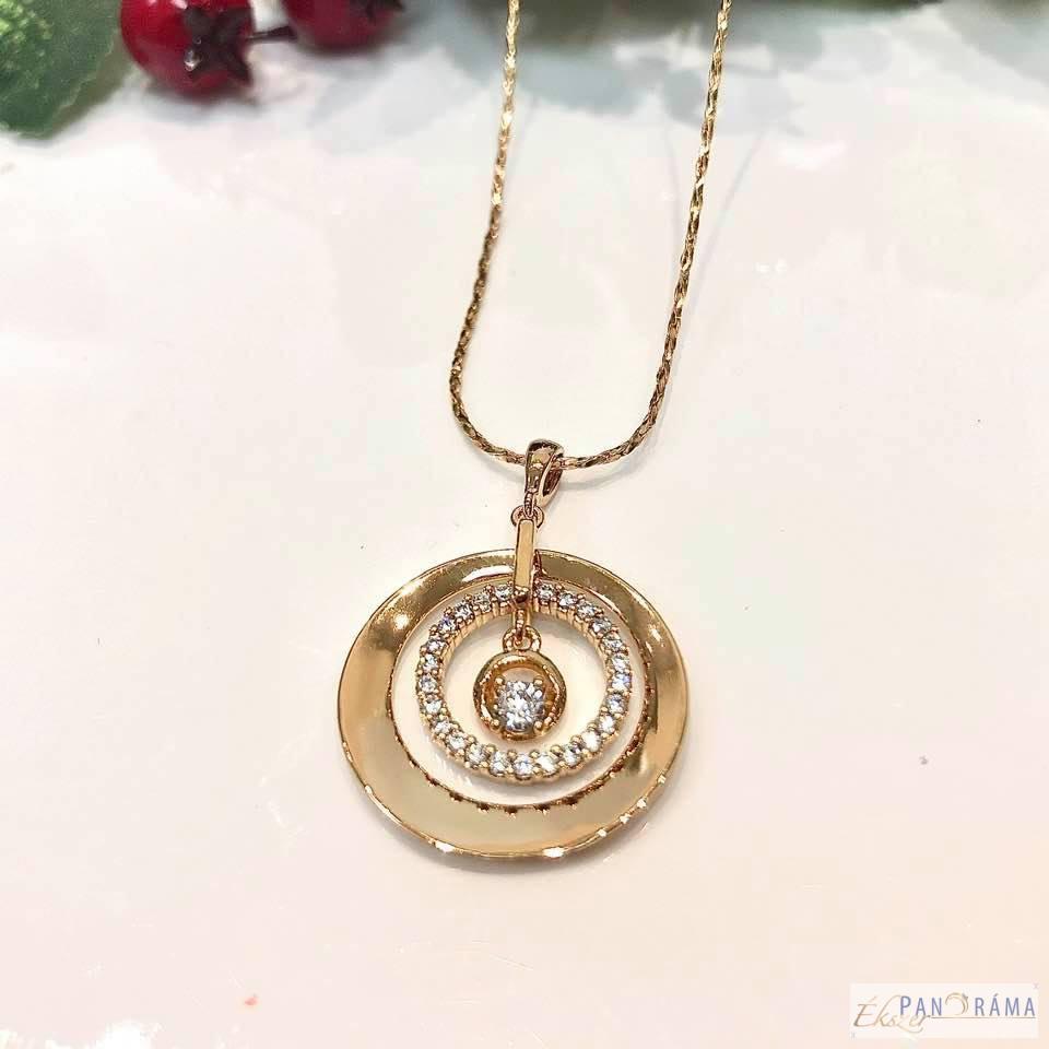 18 K Gold Filled Medál - Nanette
